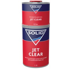 SOLID JET CLEAR 2+1