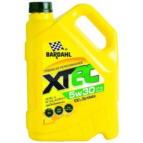 XTEC 5W30 C3 5L 3PZ