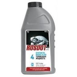 Тормозная жидкость RosDot-4 0,5л.