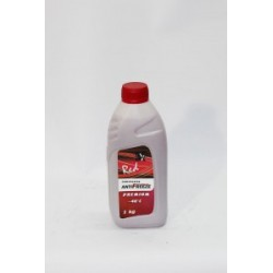 CERTIFICATED ANTIFREEZE PREMIUM CARBOXYLATE G-12 RED 1 кг