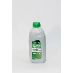CERTIFICATED ANTIFREEZE CLASSIC G-11 GREEN 1 кг