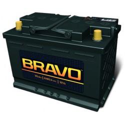 Автомобильный аккумулятор Bravo  74 А/ч