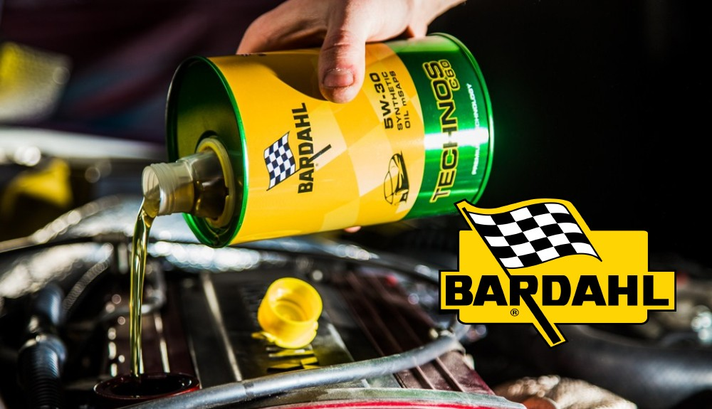 Синтетическое моторное масло Bardahl