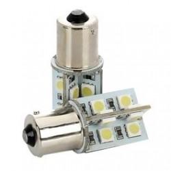 Лампы а/м светодиодные LED Canbus 1156-16SMD5050 Red